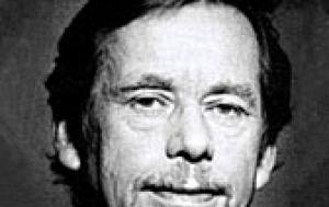 Václav Havel zvolen prezidentem ČR